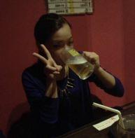 ナンパビール呑み