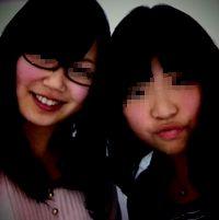 熊本ナンパ娘二人