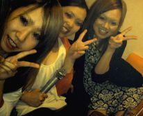 女子三人合コン