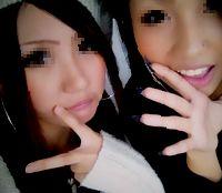 女子二人組ナンパ風景